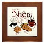 Nonni Framed Tile