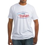 Everybody Loves an Italian Fitted T-Shirt
