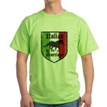 Italian by Marriage Vintage Green T-Shirt