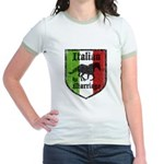 Italian by Marriage Vintage Jr. Ringer T-Shirt