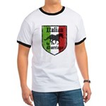 Italian by Marriage Vintage Ringer T