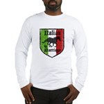 Italian by Marriage Vintage Long Sleeve T-Shirt