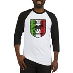 Italian by Marriage Vintage Baseball Jersey