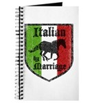 Italian by Marriage Vintage Journal