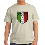 Italian Crest Light T-Shirt