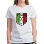 Italian Crest Women's T-Shirt