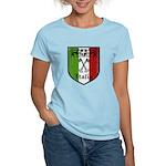 Italian Crest Women's Light T-Shirt