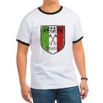 Italian Crest Ringer T