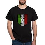 Italian Crest Dark T-Shirt