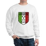 Italian Crest Sweatshirt