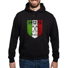Italian Crest Hoodie