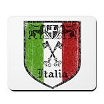 Italian Crest Mousepad
