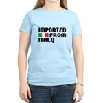 Imported from Italy Women's Light T-Shirt