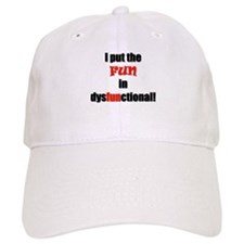 Dysfunctional Baseball Cap