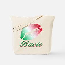 Italian kiss Tote Bag