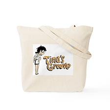Waitress Tina Tote Bag
