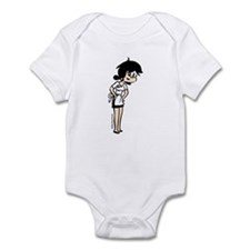 Waitress Tina Infant Bodysuit