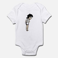Waitress Tina Infant Bodysuit