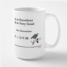 C=DVM Mug
