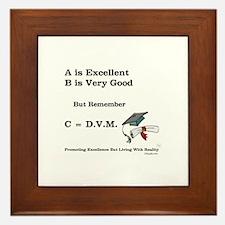 C=DVM Framed Tile