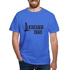 Italian Dad T-Shirt