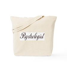 Vintage Psychologist Tote Bag