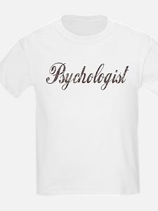Vintage Psychologist Kids T-Shirt