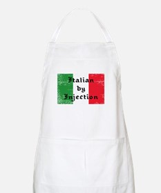 Italian by Injection BBQ Apron