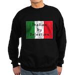Italian by Injection Sweatshirt (dark)