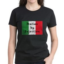 Italian by Injection Tee