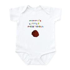 Mommy's Little Meatball Infant Bodysuit