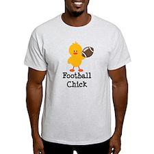 Football Chick T-Shirt