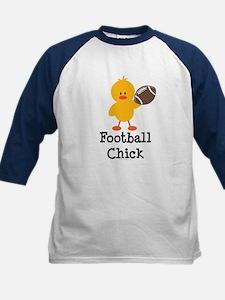 Football Chick Tee