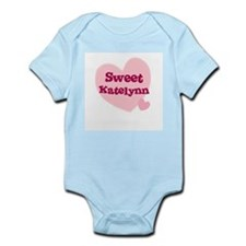 Sweet Katelynn Infant Creeper