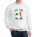 New York Italian Sweatshirt