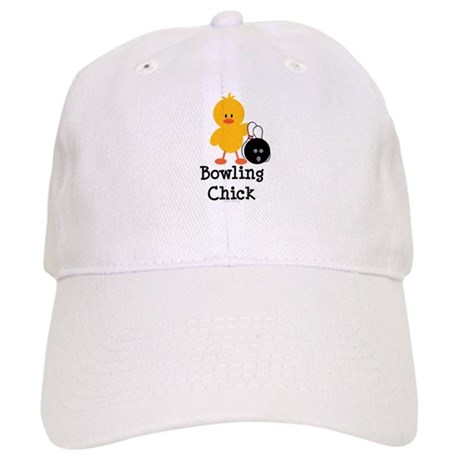 Bowling Chick Cap