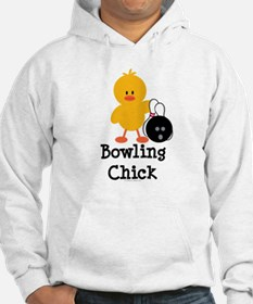 Bowling Chick Hoodie
