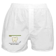 I am a dental student Boxer Shorts