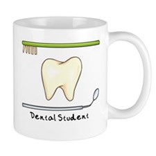 I am a dental student Mug