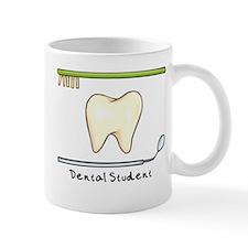 I am a dental student Small Mug