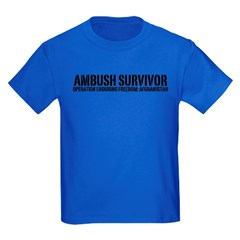 Ambush Survivor - Afghanistan T