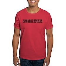 Ambush Survivor - Afghanistan T-Shirt