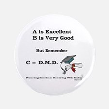 """C=DMD 3.5"""" Button"""