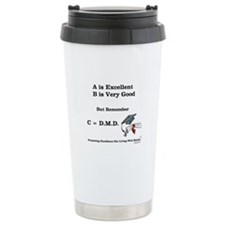 C=DMD Travel Mug
