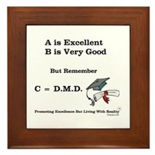 C=DMD Framed Tile