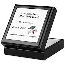 C=DMD Keepsake Box