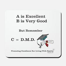 C=DMD Mousepad