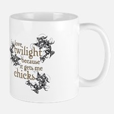 Twilight gets me Chicks Mug