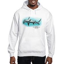 Great Hammerhead Shark Hoodie