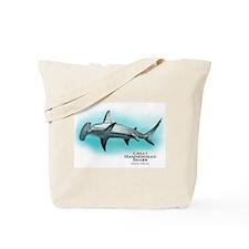 Great Hammerhead Shark Tote Bag